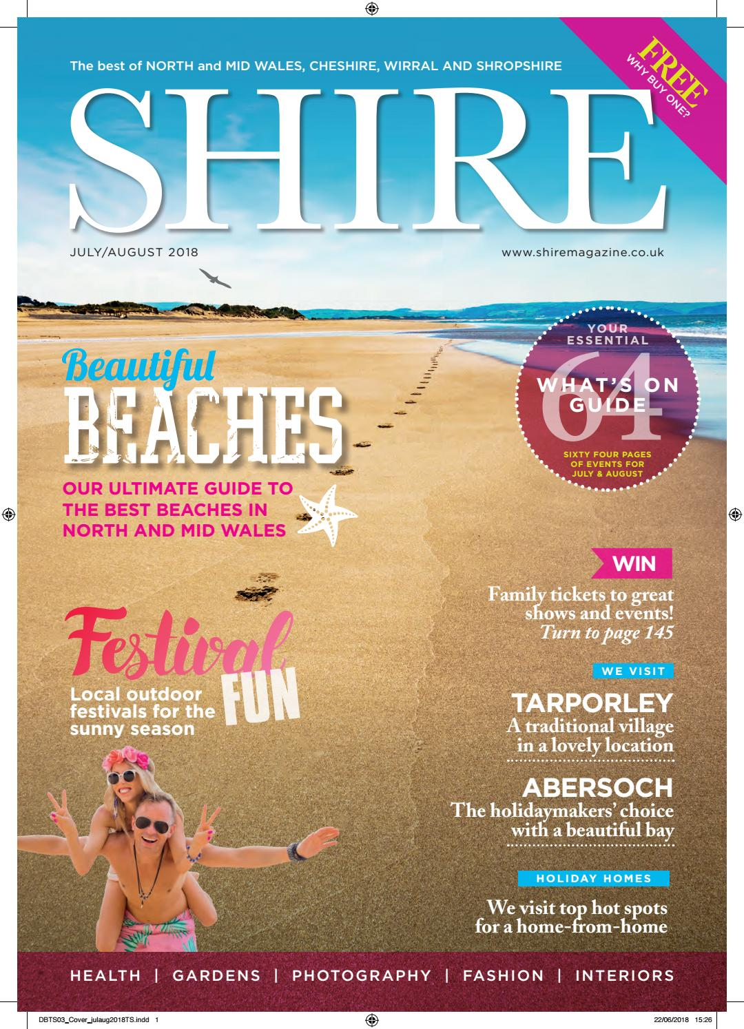 81c6ea489cf1e Shire Magazine July-August 2018 by Superstar Publishing - issuu