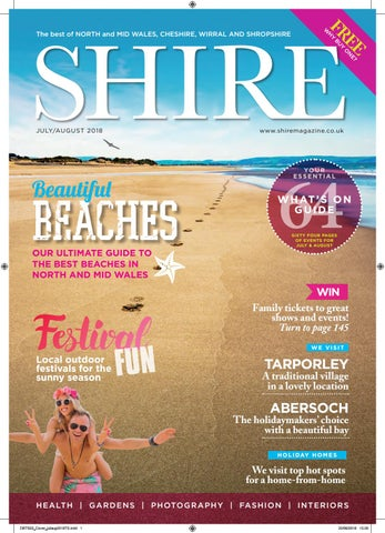 639a2e4b32a4 Shire Magazine July-August 2018 by Superstar Publishing - issuu