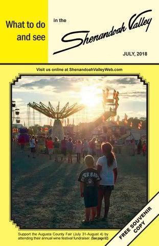 baedcc362 July 2018 by Shenandoah Valley Monthly Magazine - issuu