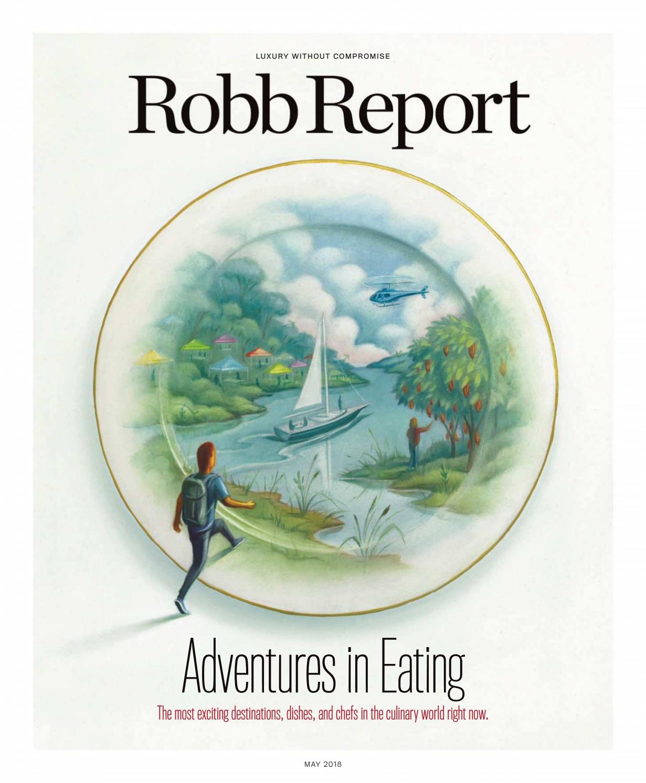 Robb Report USA - May 2018 by Amro Majzoubs - issuu