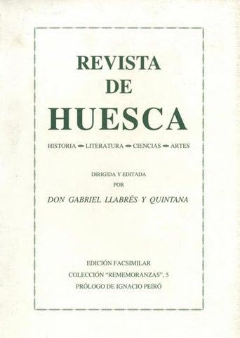 Revista de Huesca by Diputación Provincial de Huesca - issuu f34d29097e1f4