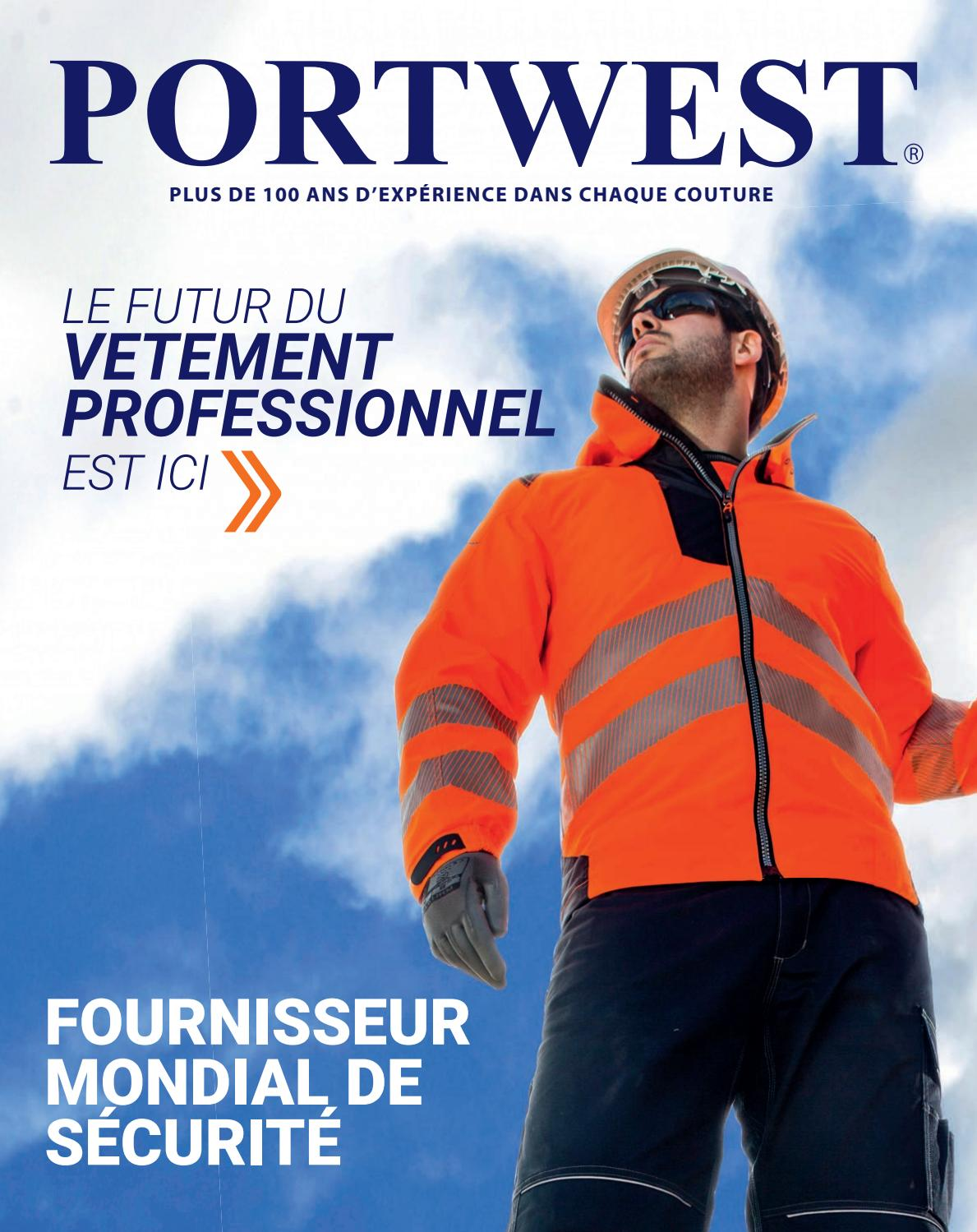 233d95c9aa5 French online by Portwest Ltd - issuu