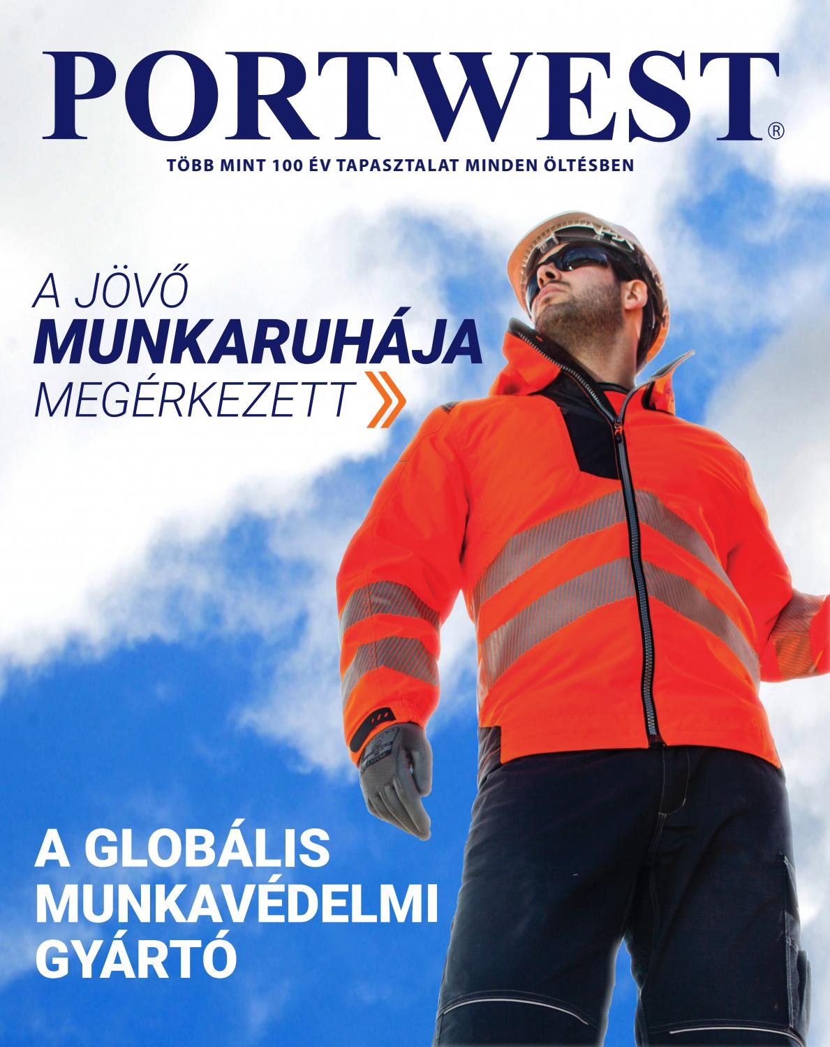 Hungarian online by Portwest Ltd - issuu 326a9d3222