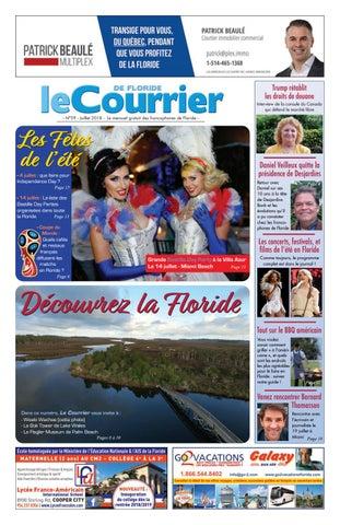 7909a355b0a Le Courrier de Floride   Juillet 2018 by CourrierUSA - issuu