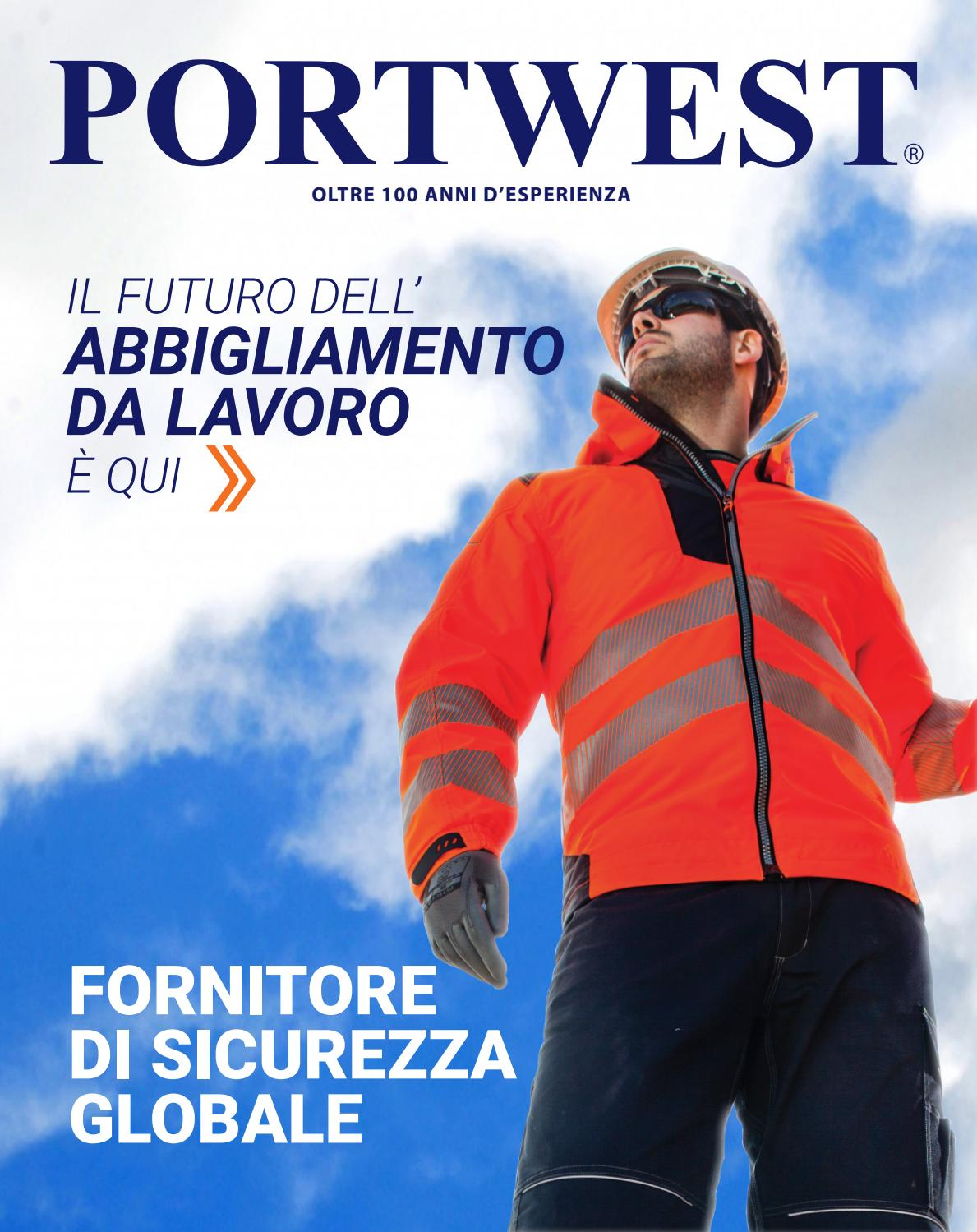Italian online by Portwest Ltd - issuu fe80688a79e