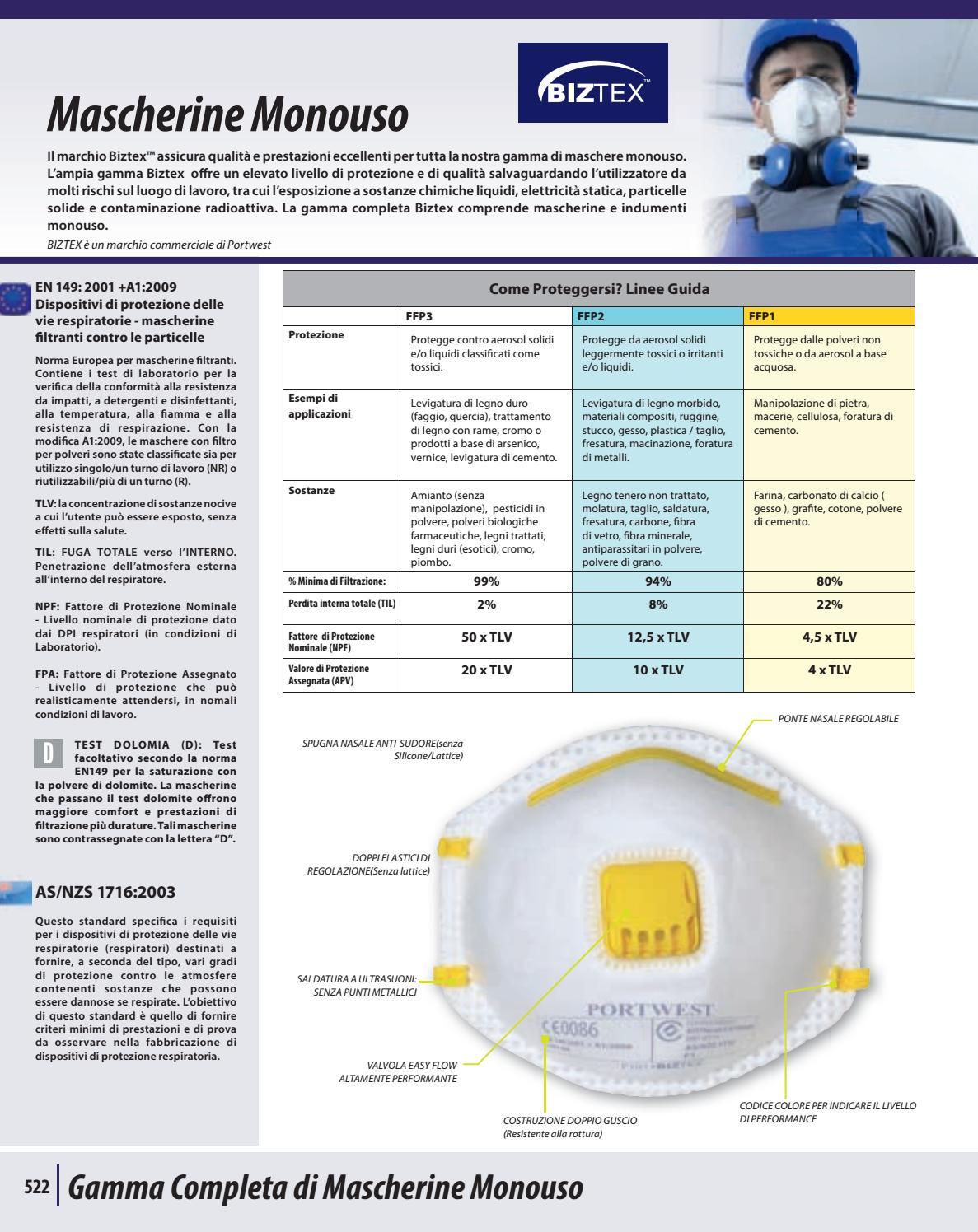 design popolare informazioni per disabilità strutturali Italian online by Portwest Ltd - issuu