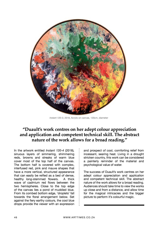 63b72997baa7 SA Art Times July Edition 2018 by SA ART TIMES - issuu