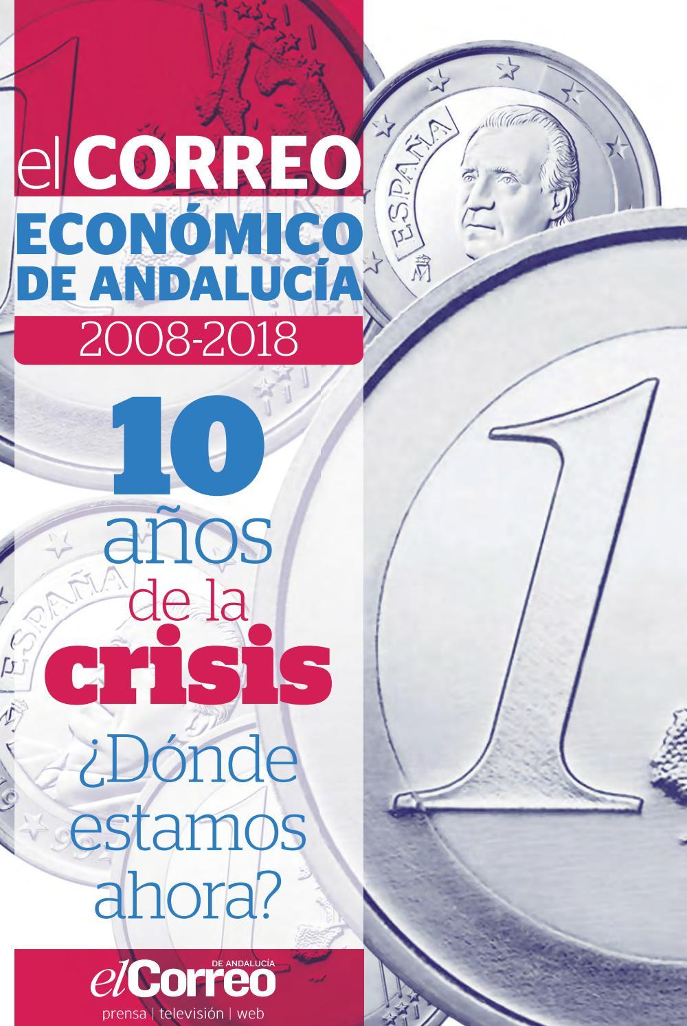d967a3a6541 Anuario Económico El Correo de Andalucía 2018 by EL CORREO DE ANDALUCÍA  S.L. - issuu