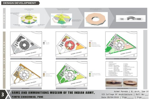 Page 3 of Design Development