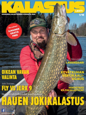 Kalastus-lehti 1 18 by krookmedia - issuu 287490b005