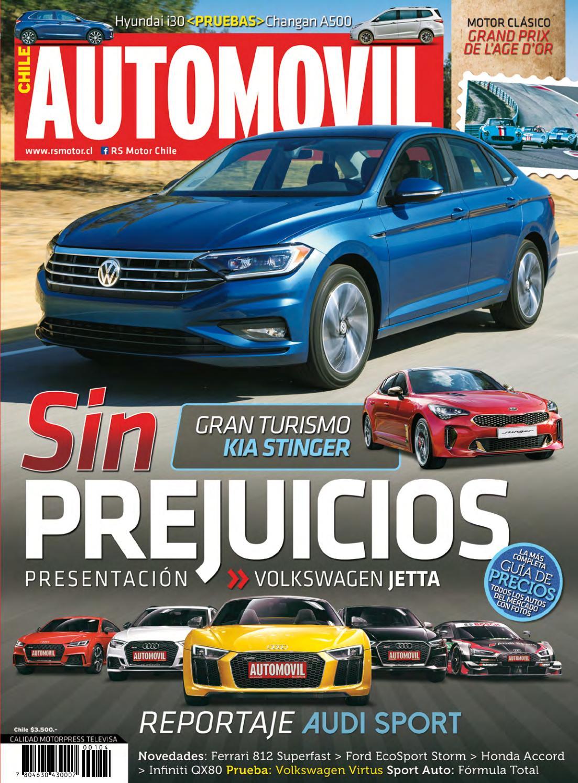 Revista Automóvil Panamericano Edición Chilena Nº104 (Junio 2018) by ...