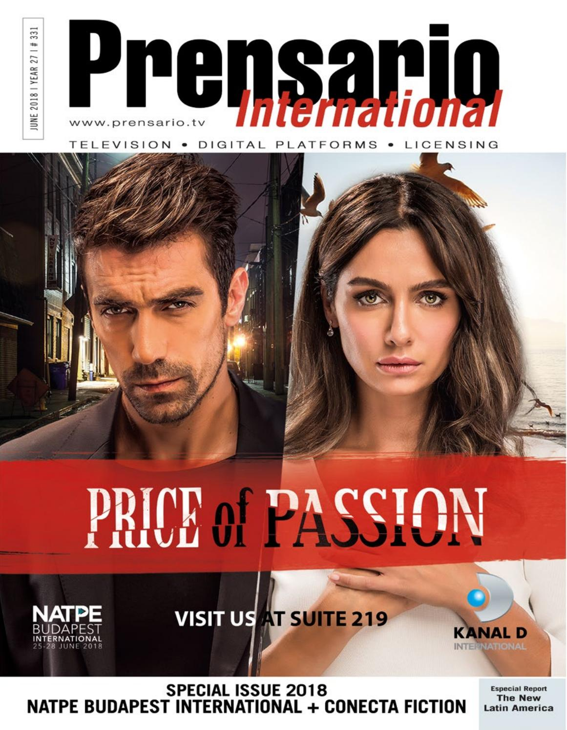 Special Issue Natpe Budapest 2018 By Prensario Issuu