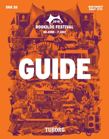 Roskilde Festival 2018 Guide by Roskilde Festival - issuu