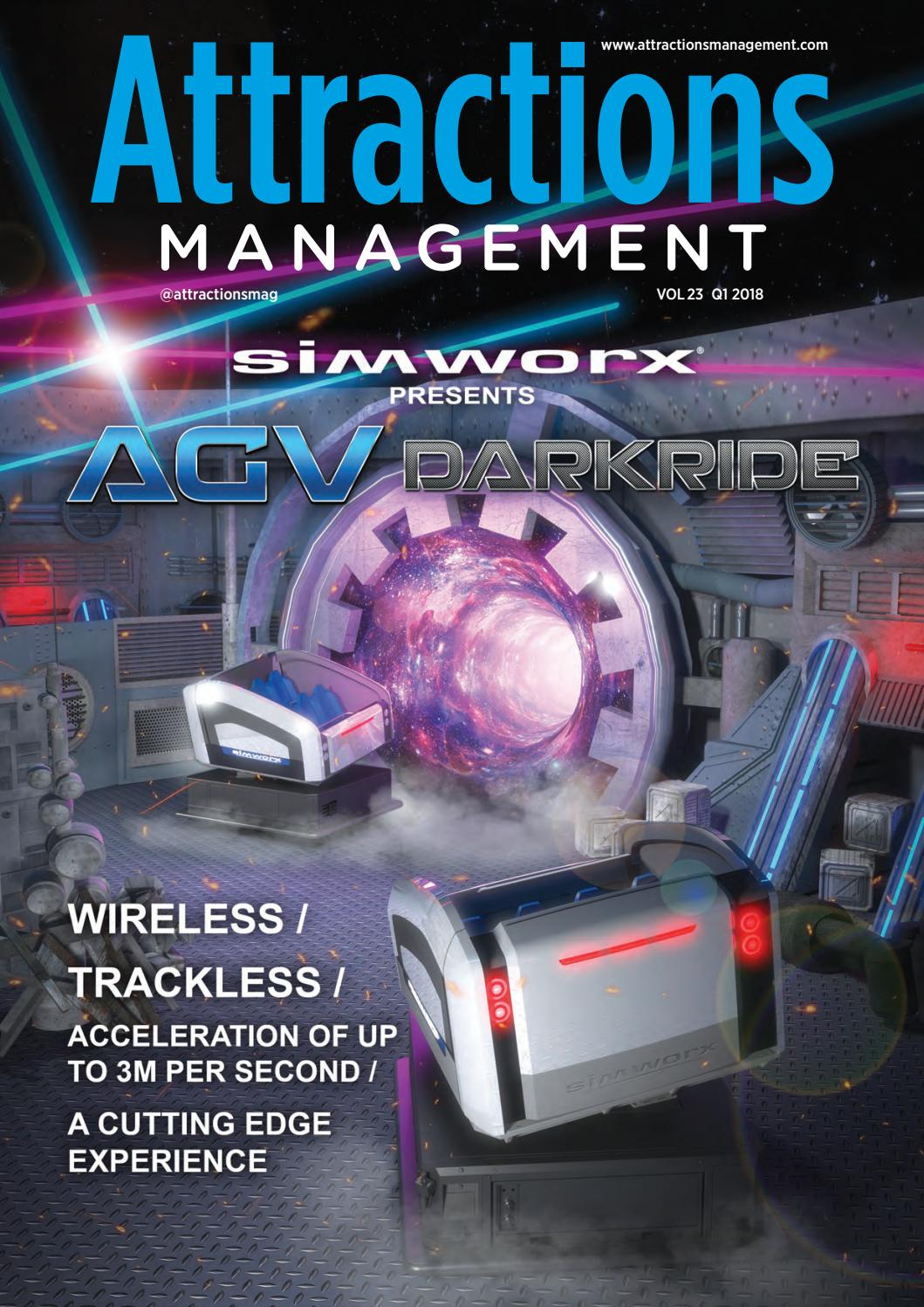 Attractions Management Issue 1 2018 By Leisure Media Issuu The Button For A Crocodile Technology C Simulation Of This Circuit