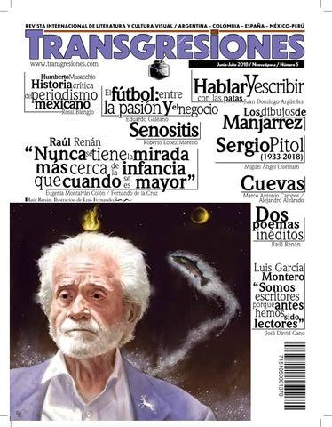 02a229b1f Transgresiones No. 5 by Solar, Servicios Editoriales, S.A. de C.V. ...
