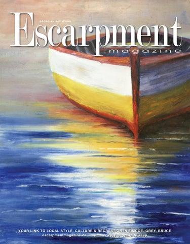 Escarpment Magazine Summer 2018 by Escarpment Magazine - issuu