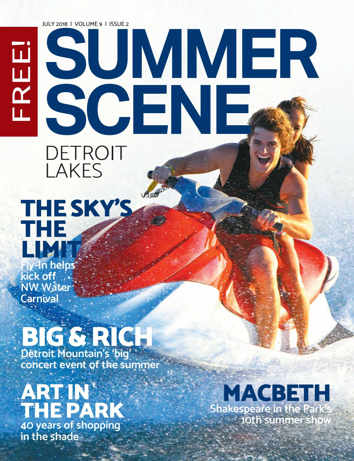 Summer Scene By Detroit Lakes Newspapers Issuu 7 Way Trailer Plug Wiring Diagram Contrail
