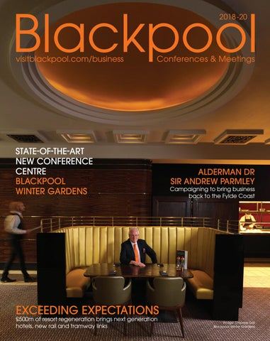 Conference Guide 2018-2020 by VisitBlackpool - issuu