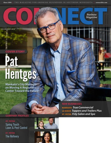 12ccacef13 July-August 2018 by Connect Business Magazine - issuu
