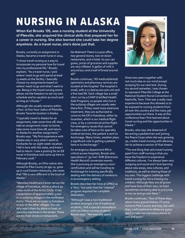 Page 13 of Nursing In Alaska