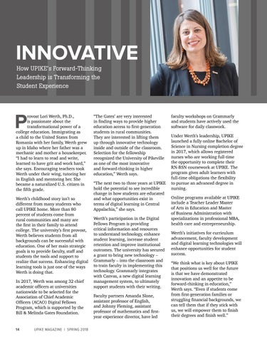 Page 14 of Innovative
