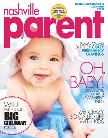 52a65fffec1 Nashville Parent magazine July 2018 by Day Communications/DayCom ...