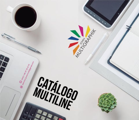 395c0ca5d51 Catalogo multiline by Joven Multigraphik - issuu