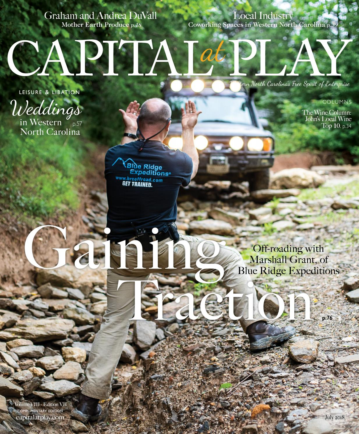 Capital At Play July 2018 By Magazine Issuu Oscillators The Basic Tank Circuit 1 Youtube