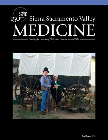 2018-Jul/Aug - SSV Medicine by Sierra Sacramento Valley
