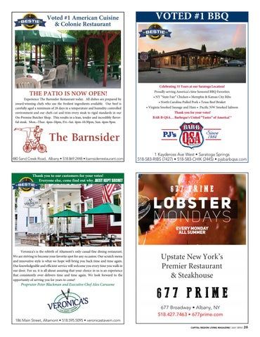 Page 25 of Summer Dining Guide