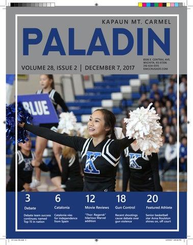 5dce5b6e9cd4 December 2017 paladin sm by KMC Student Media - issuu