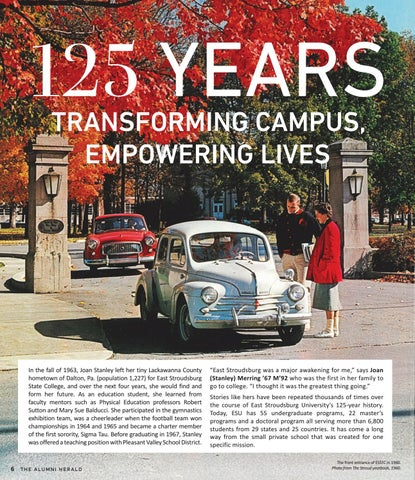 Page 8 of 125 Years: Transforming Campus, Empowering Lives