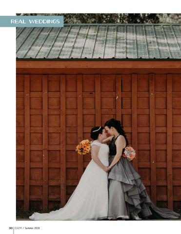 Page 30 of Real Weddings: Alyssa & Ashley