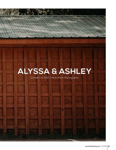Page 31 of Real Weddings: Alyssa & Ashley