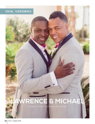 Page 88 of Real Weddings: Lawrence & Michael