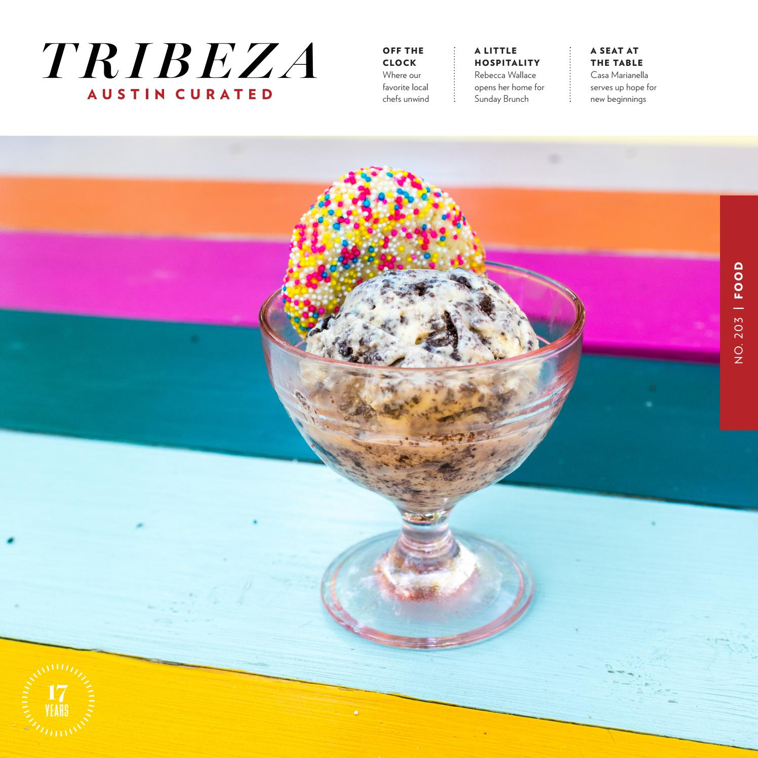 TRIBEZA July 2018 by TRIBEZA Austin Curated - issuu