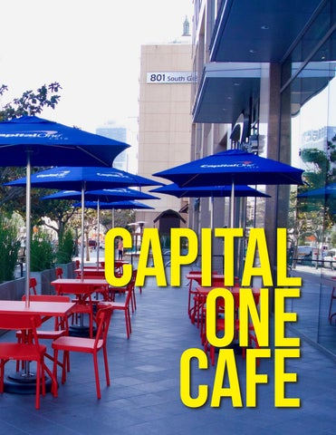 Page 61 of CAPITAL ONE CAFE