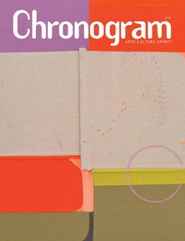 Chronogram July 2018 by Chronogram - issuu