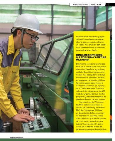 Page 11 of Inmigrantes que contribuyan a la innovación