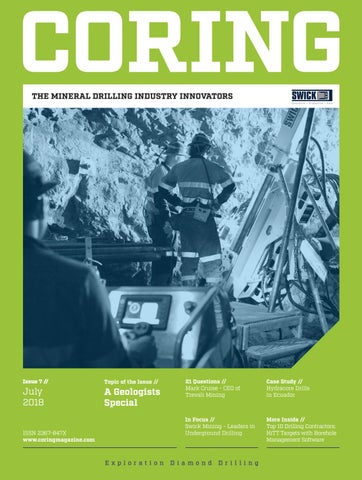 coring magazine issue 7 by coring magazine issuucoring magazine issue 7