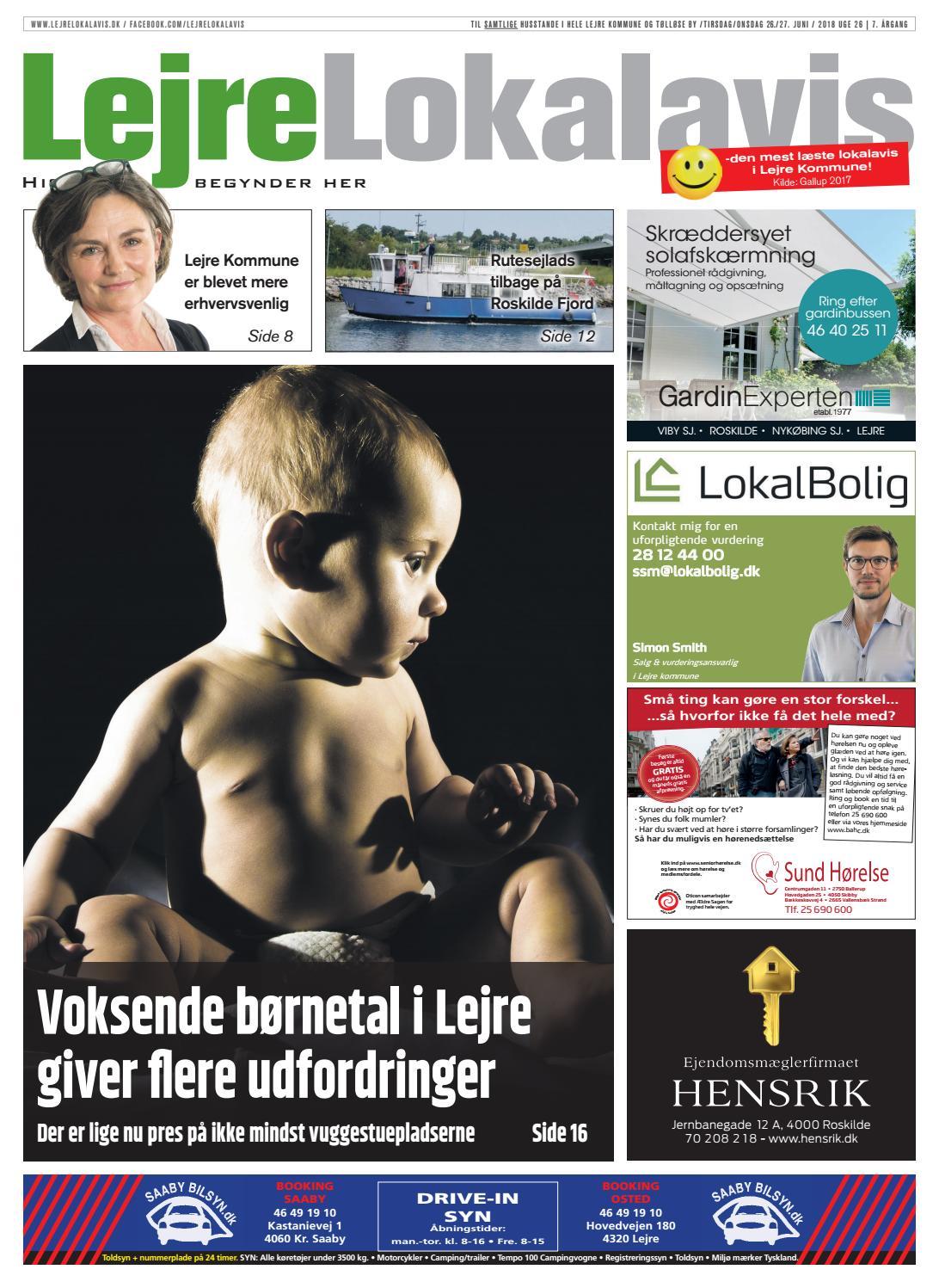 d069afe2c8b Lejre lokalavis uge 26 2018 by Lejre Lokalavis - issuu