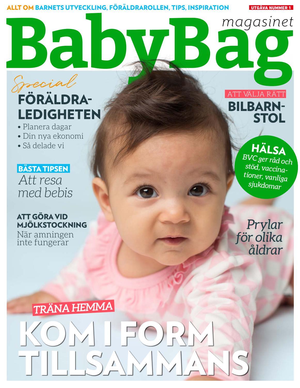 BabyBag Magasinet nr 1 2754f34460ee1