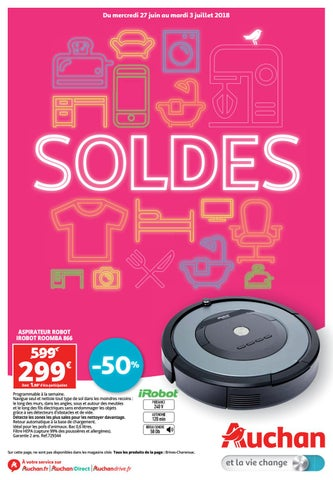cefd9d3aced Catalogue soldes 2018 - Auchan by bonsplans - issuu
