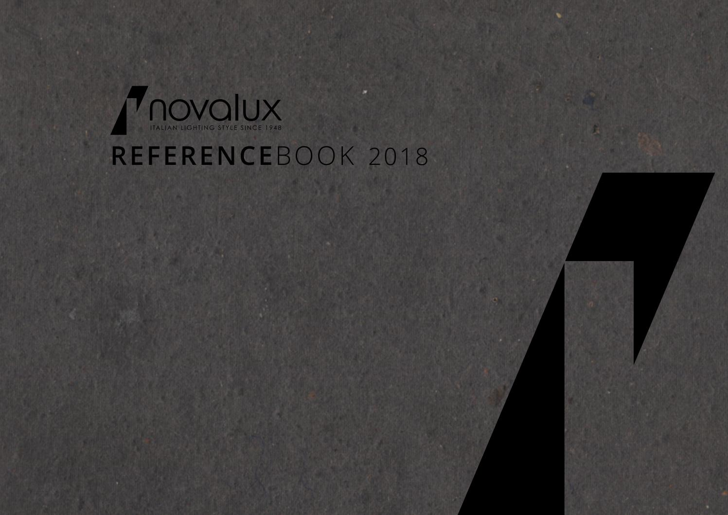 Plafoniera Da Esterno Novalux : Reference book by novaluxitalia issuu