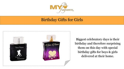 Page 1 Birthday Gifts For Girls