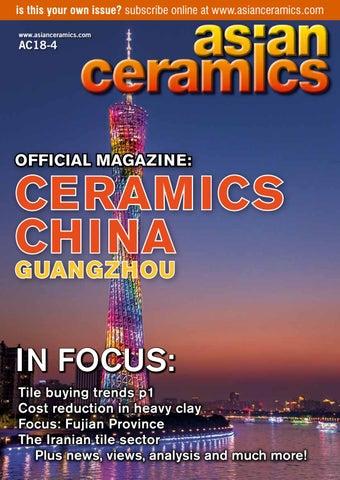 Asian Ceramics AC18-4 by Bowhead Media Ltd - issuu
