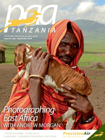 Paa Tanzania – issue 91 by Land & Marine Publications Ltd
