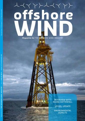 Offshore WIND Magazine 2 - 2018 by Navingo BV - issuu