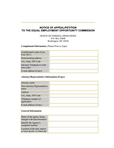 EEOC Form 573 by Andrew_PDF - issuu