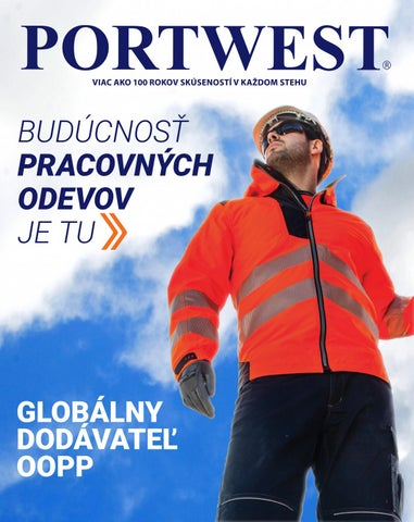 1c8e93acf3b0 Slovakian online by Portwest Ltd - issuu